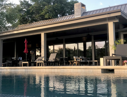 The Guadalupe River House Project: Before and After