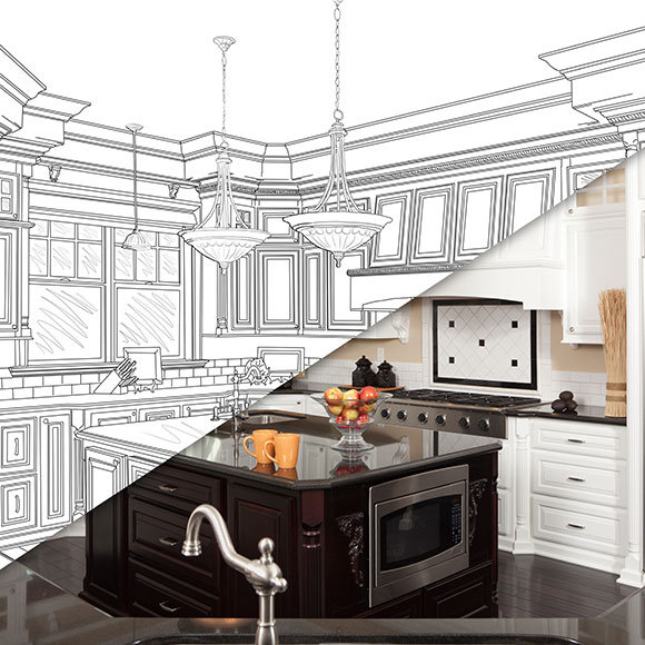 remodel projects, About